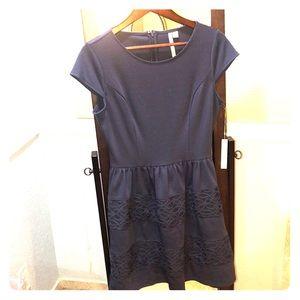 Lauren Conrad Purple Dress Size 10